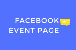 Facebookイベントページ集客