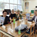 愛知県豊野高校で職業観について講演してきました。僕の伝えたいコト