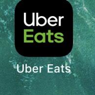 UberEatsアプリ